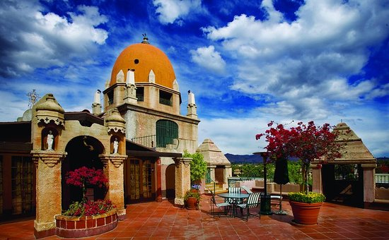 The Mission Inn Hotel and Spa: Alhambra Dome