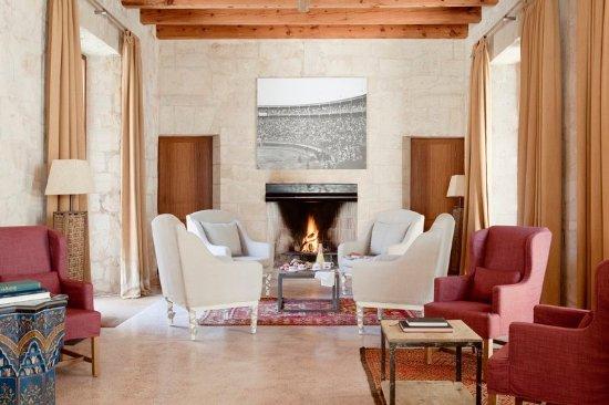 Cala Blava, Spain: Lobby
