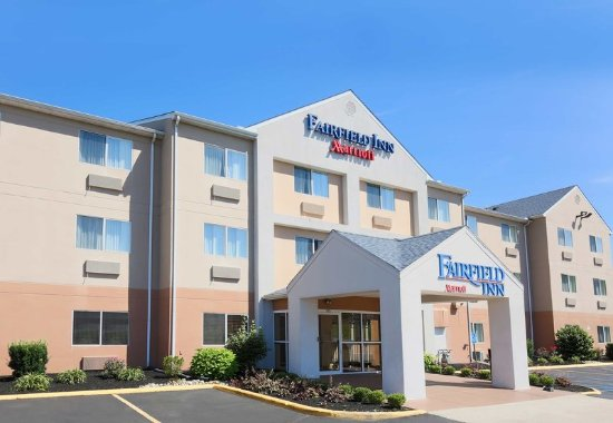 Fairfield Inn Zanesville: Exterior