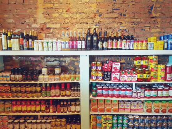 Montrose, CO: Imported and local goods