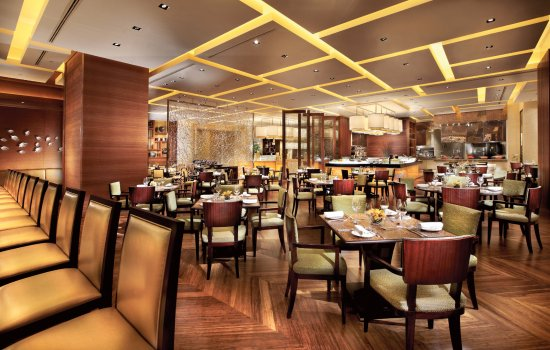 Belcancao (Four Seasons Hotel Macao): Belcancao Main Area