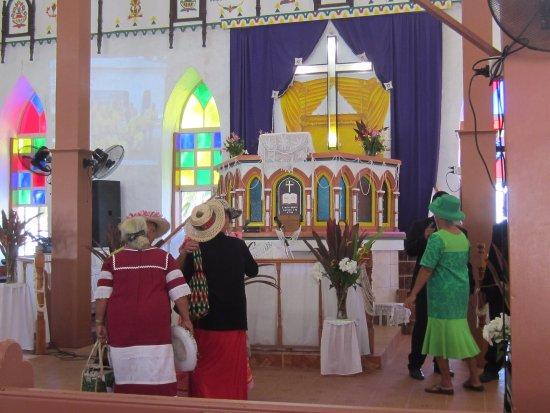 Cook Island Christian Church (CICC): The CICC at Arutanga, Aitutaki