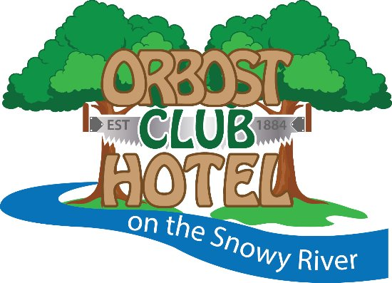 Orbost, Australia: Our logo reflects the towns hertitage.