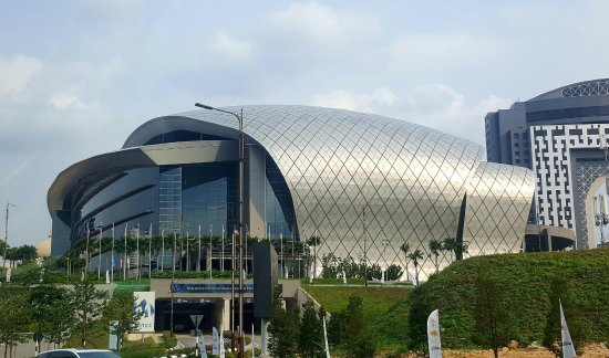 Malaysia International Trade & Exhibition Centre