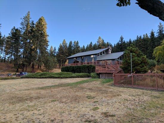 Mountain Home Lodge صورة