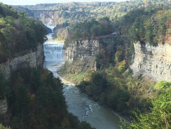 Picture of letchworth state park castile tripadvisor for Letchworth swimming pool timetable