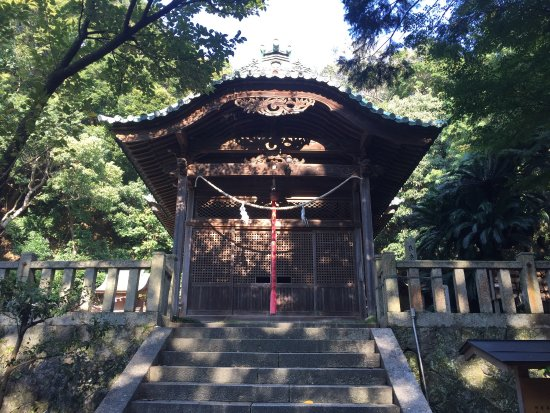 Ena Hachiman Shrine