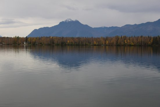 Wasilla, AK: Lake andMountains