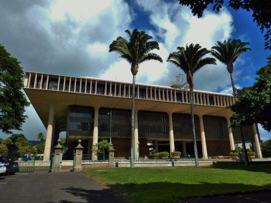 Photo0 Jpg Foto Hawaii State Capitol Honolulu Tripadvisor