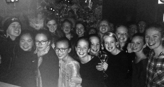 Ô6 SENS | Le plaisir de la table dans le noir!: Que de belles visites!