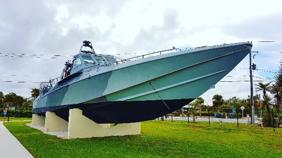 Fort Pierce, FL: Navy Seal Museum