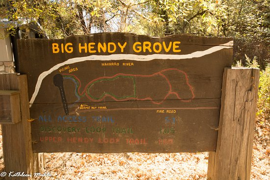 Boonville, CA: Sign at beginning of trail head
