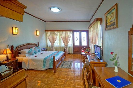 Chaungtha, Myanmar: Suite Villa Sea View