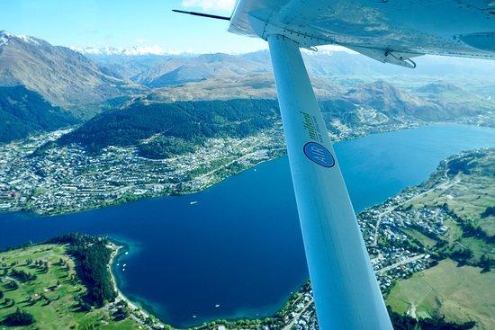 Air Milford: Beautiful scenery