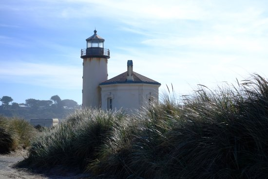 Bandon, OR: Better View of the Lighthouse