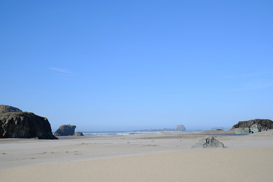 Bandon, OR: Bullard's Beach