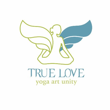 True Love Yoga Art Unity