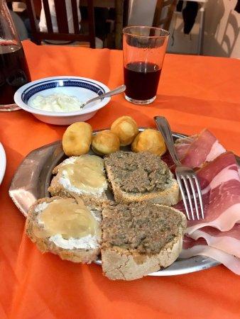 Borgo San Lorenzo, Italia: L'Aia di Martino