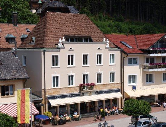 Sankt Blasien, Jerman: Cafe Ell - Bäckerei - Konditorei