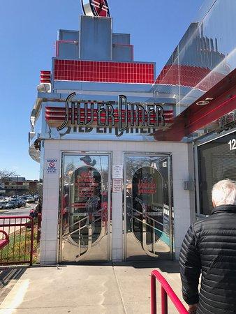 Glen Burnie, MD: Rosie's Diner aka Silver Diner