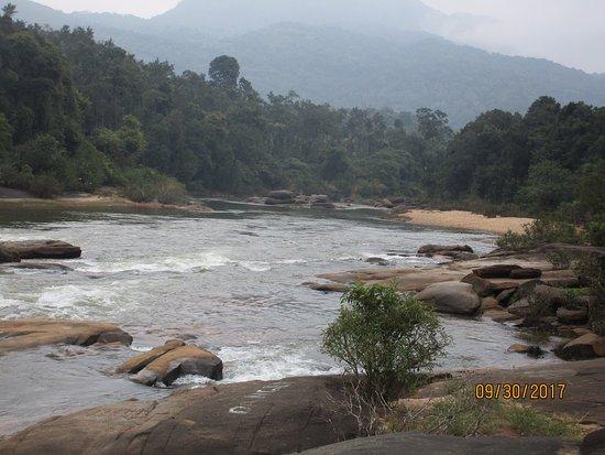 Kalasa, India: bhadra river