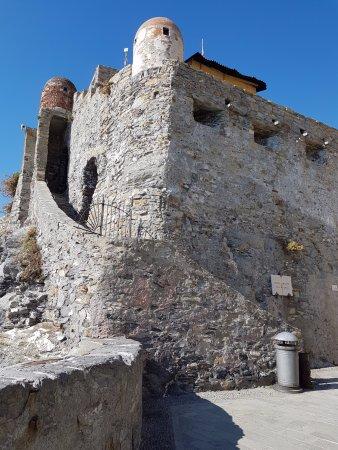 Camogli, Italy: castello
