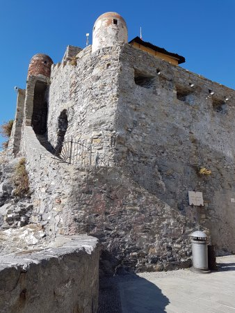 Camogli, إيطاليا: castello
