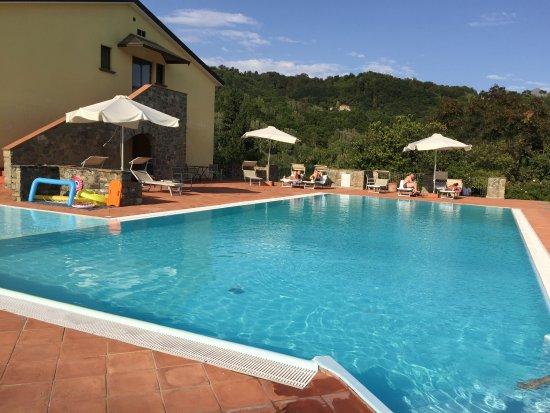 Ca del Moro Resort : La piscine