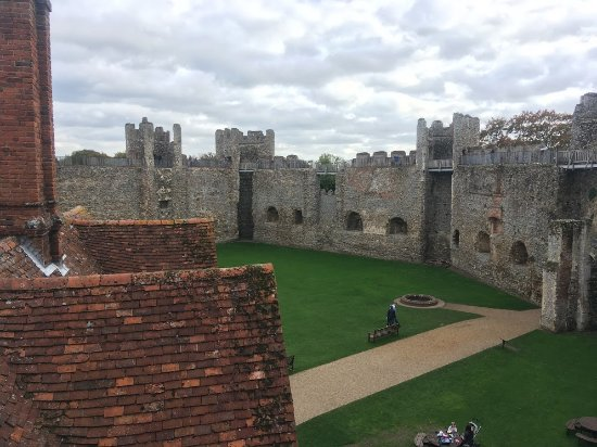 Framlingham, UK: The Court