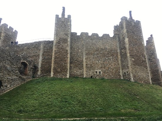 Framlingham, UK: The Walls