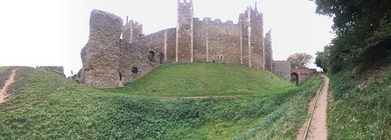 Framlingham, UK: The Castle