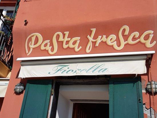 Pasta Fresca Fiorella : insegna