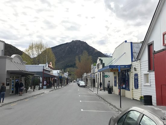 Arrowtown, Nuova Zelanda: streets