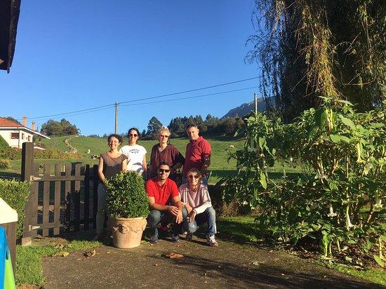 Collera, Spain: El Fareru jardin