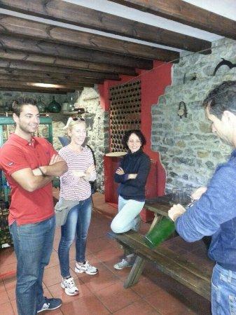 Collera, Spain: Llagar