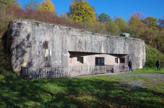 Maginot Line - Fortress Four-a-Chaux