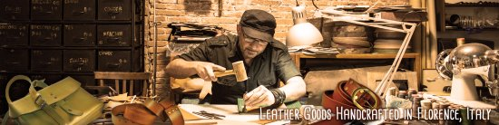Quoio - Handmade Leather Goods, Florence, Italy - Picture of