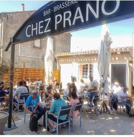 Durban-Corbieres, Frankrig: Chez Prano