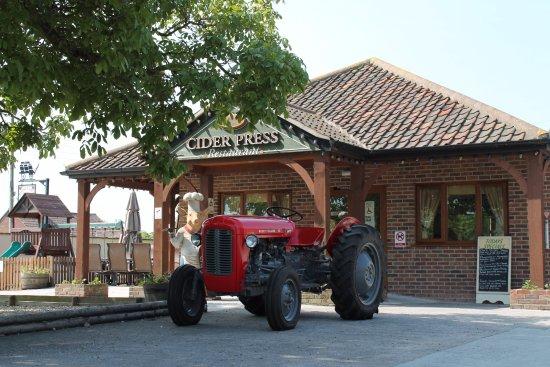 Image result for rich's cider farm