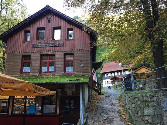 Thale, Tyskland: Super Unterkunft und einmalige Natur