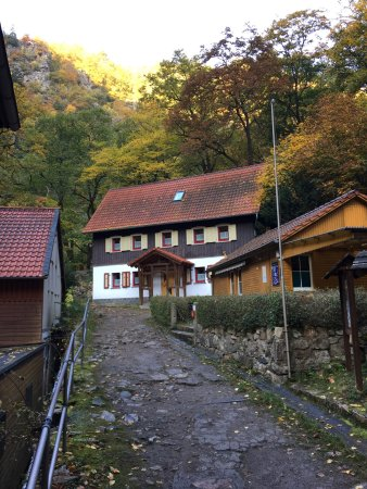 Thale, Tyskland: Gasthaus Koenigsruhe