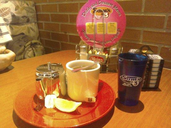 Glendale, CO: English tea