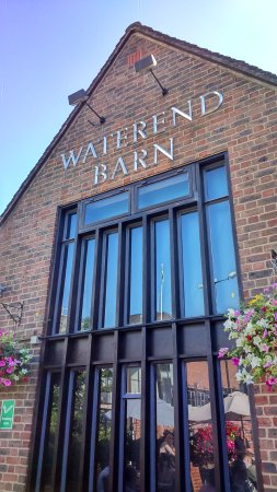 Waterend Barn