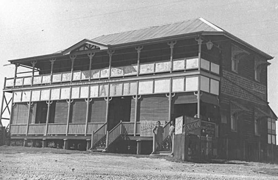 Nerang, Αυστραλία: The original Commercial Hotel