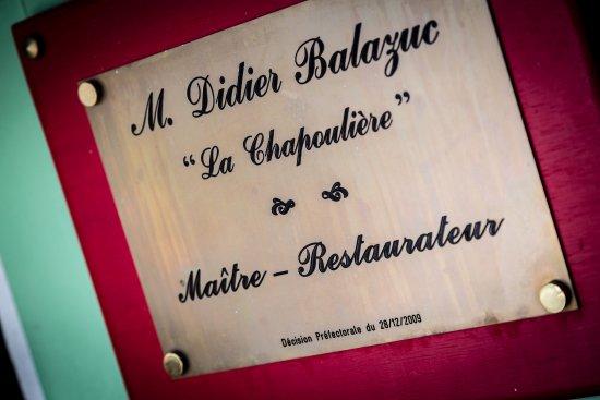 Ruoms, France: Maître Restaurateur