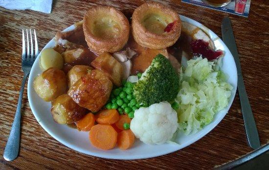 Dymchurch, UK: Awesome Sunday roast