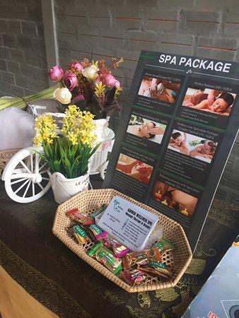 Welcome come to Khmer Wellness Spa.