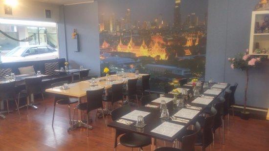 Burnie, Australia: Fine dining at Thai Smile 2