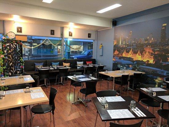 Burnie, Australia: Fine dining at Thai Smile 3