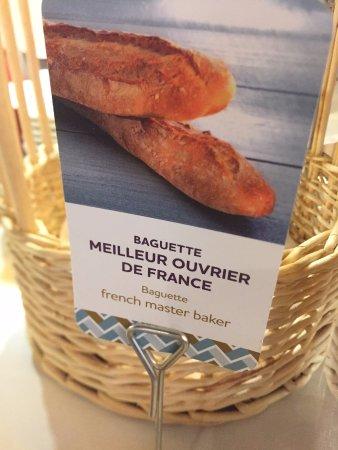 Valenciennes, France : Best Baguette ever!